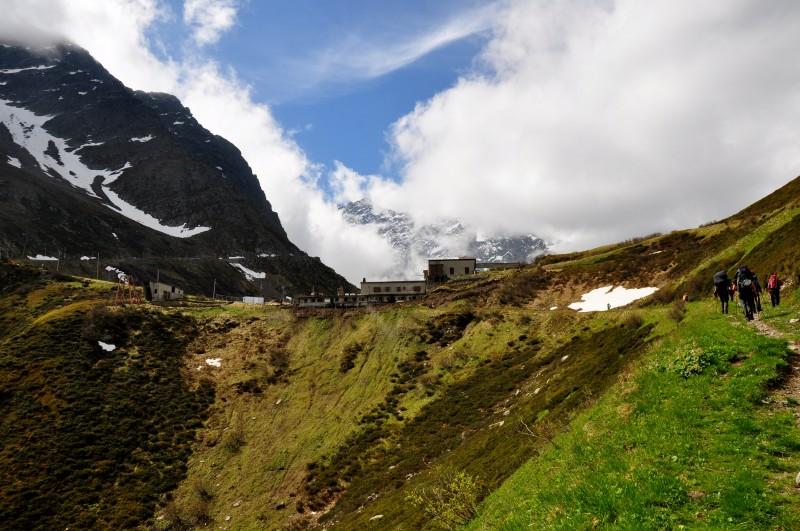 Col du Mont Lachat