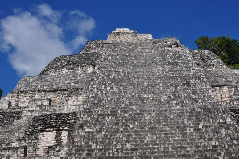 Becán - Mayské ruiny