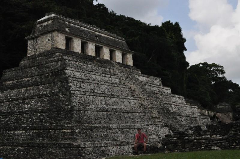 Palenque - ruiny