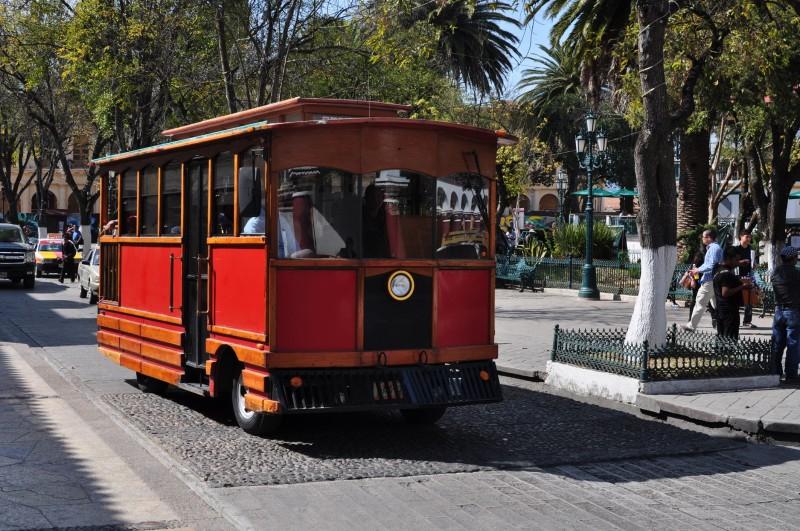 San Cristobal - atrapa tramvaje