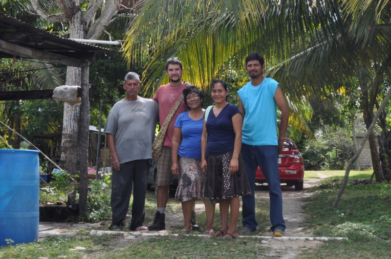 U Eldnovy rodiny