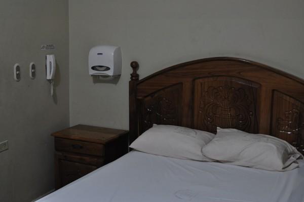 Luxus v hotelu