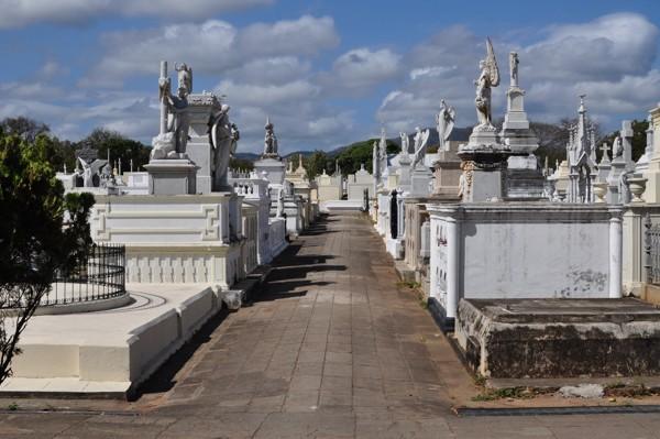 Hřbitov v Granadě