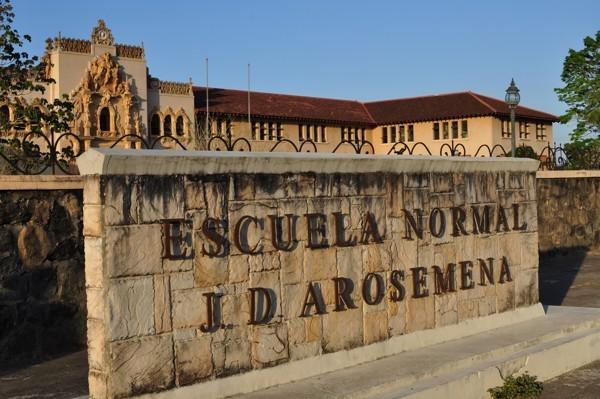 Škola v Santiagu
