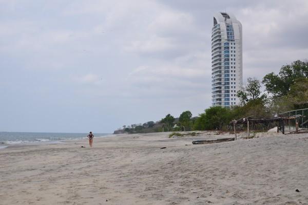 Santa Clara - pláž
