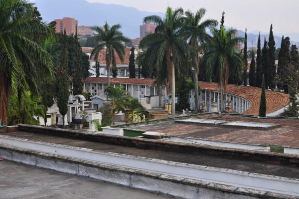 Hřbitov Medellín