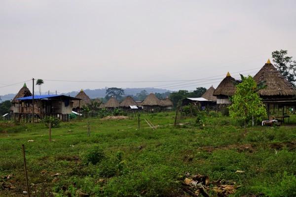 Indiánská vesnice