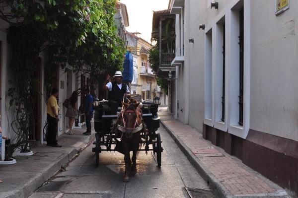 Povoz v Cartageně