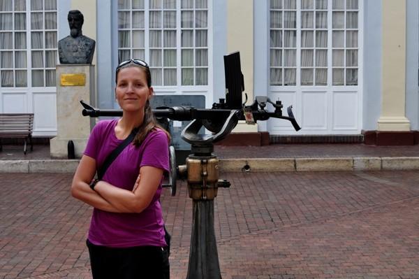 Vojenské muzeum Bogota