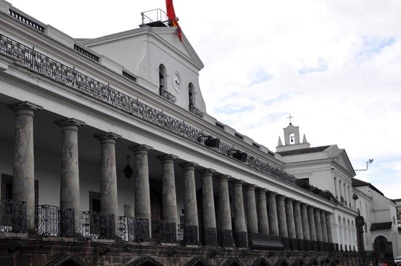 Presidentský palác, Quito