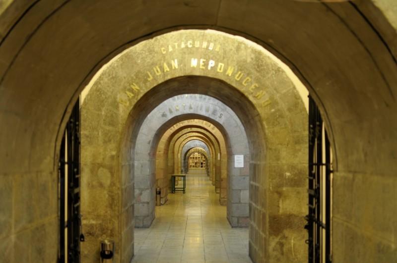 Sklepní hřbitov pod Basilikou