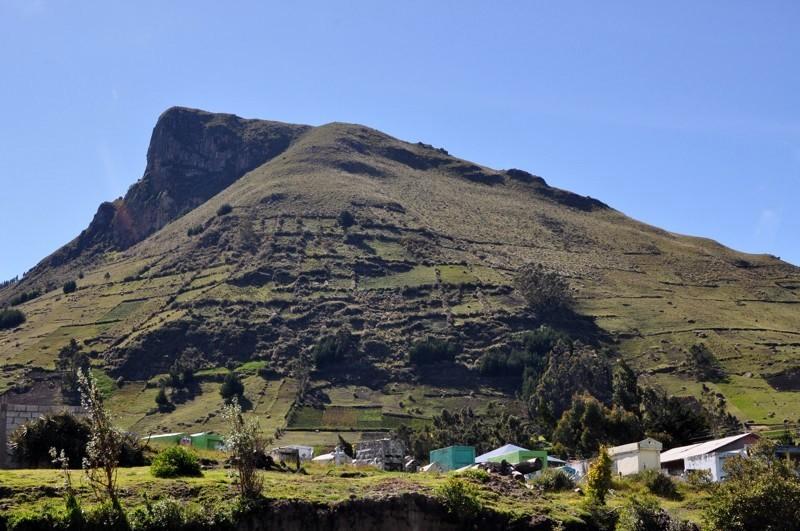 Vesnička u Zumbahuy