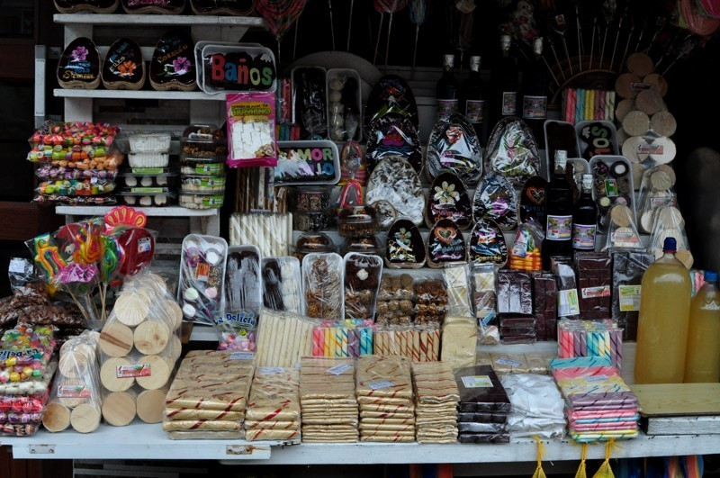 Obchod s cukrkandlama