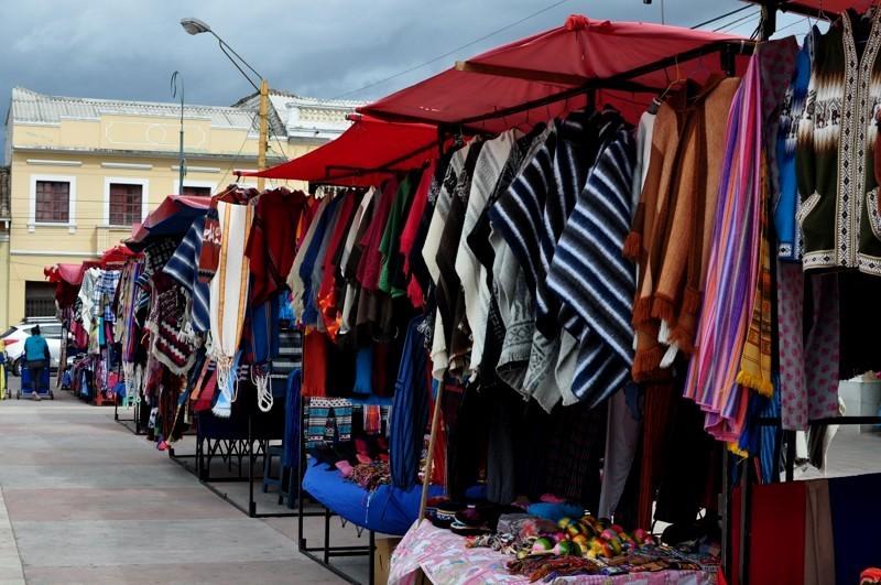 Trh v Riobamba