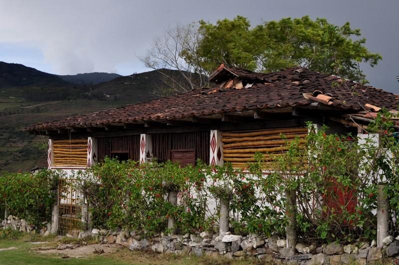Muzeum v Nuevo Tingo