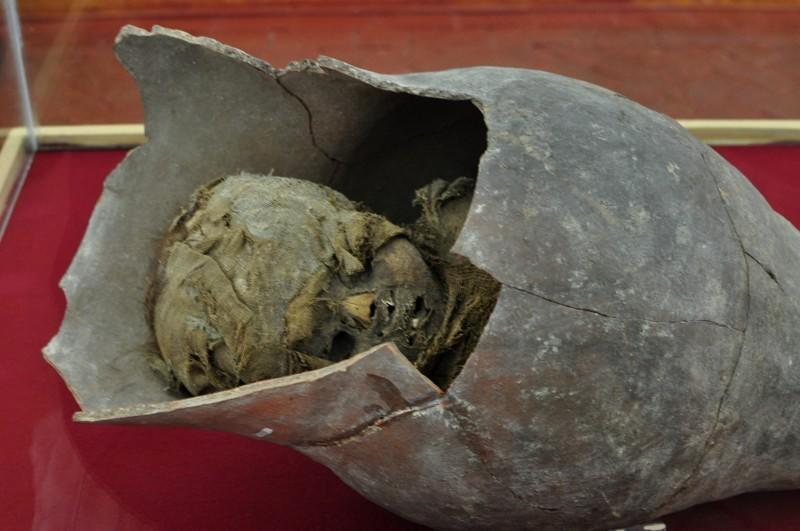Mumie dítěte