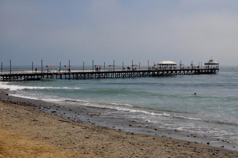Molo v Huanchaco