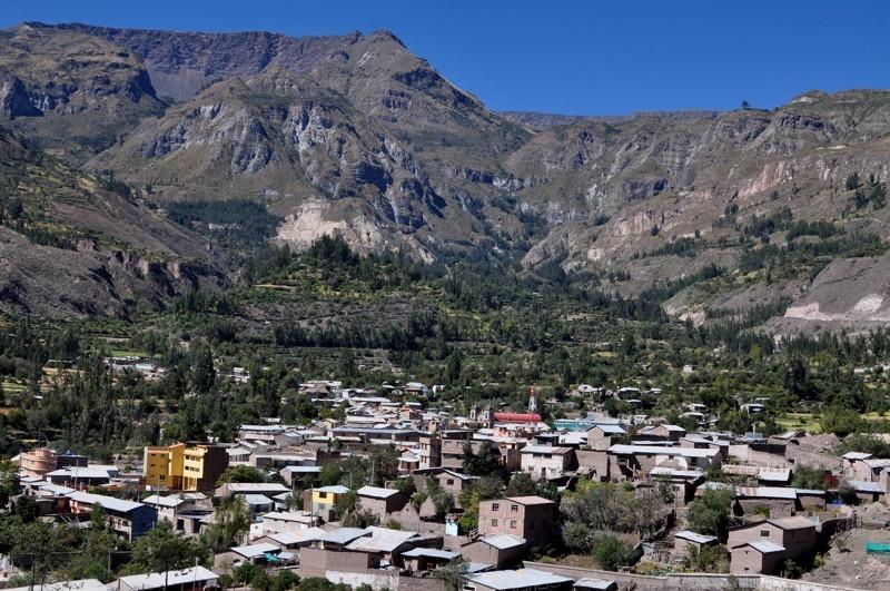 Město Cotahuasi