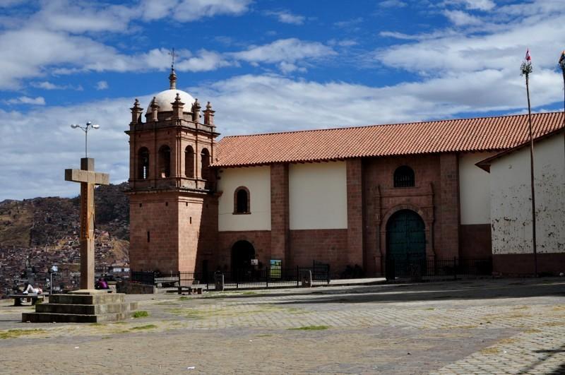 Kostel San Cristobal