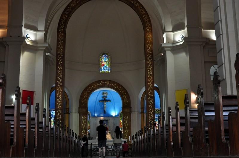 Katedrála v Caacupe