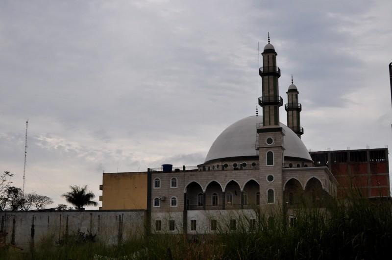 Mešita v Ciudad d E