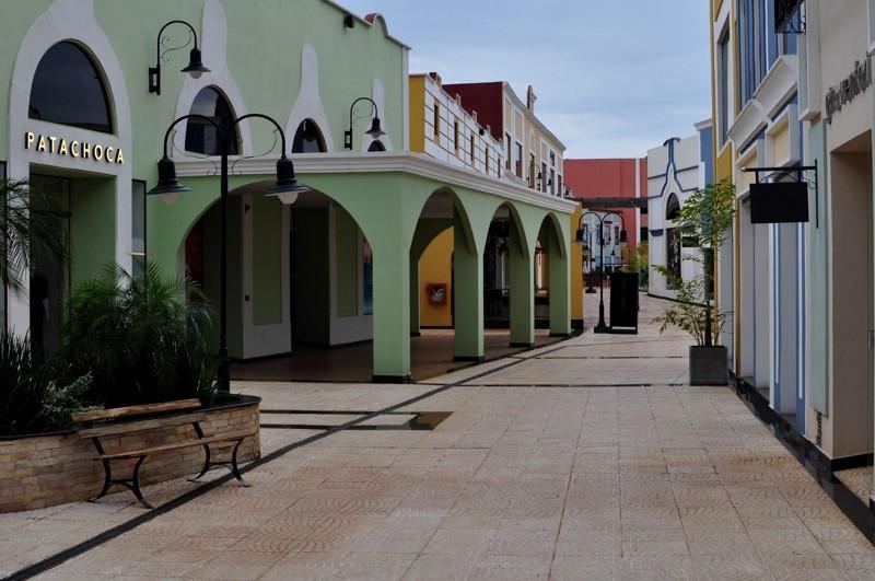 Shoping - Jezuitas plaza