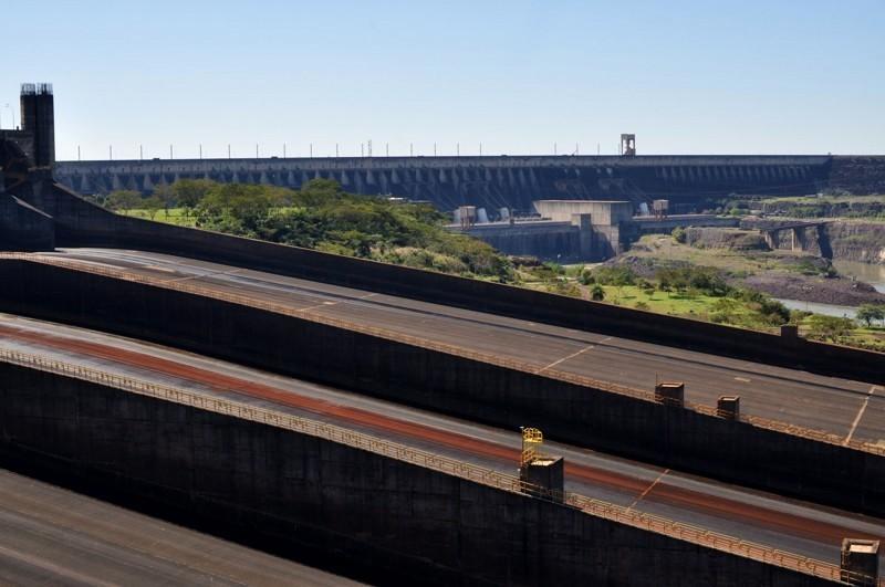 Hydroelektrárna Itaipu