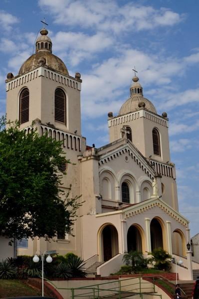 Encarnacion - katedrála