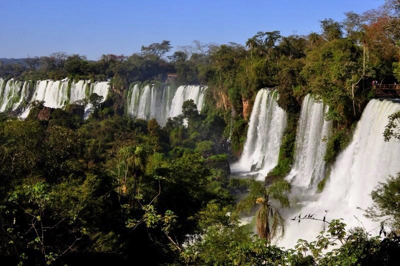 Vodopádů Iguazu