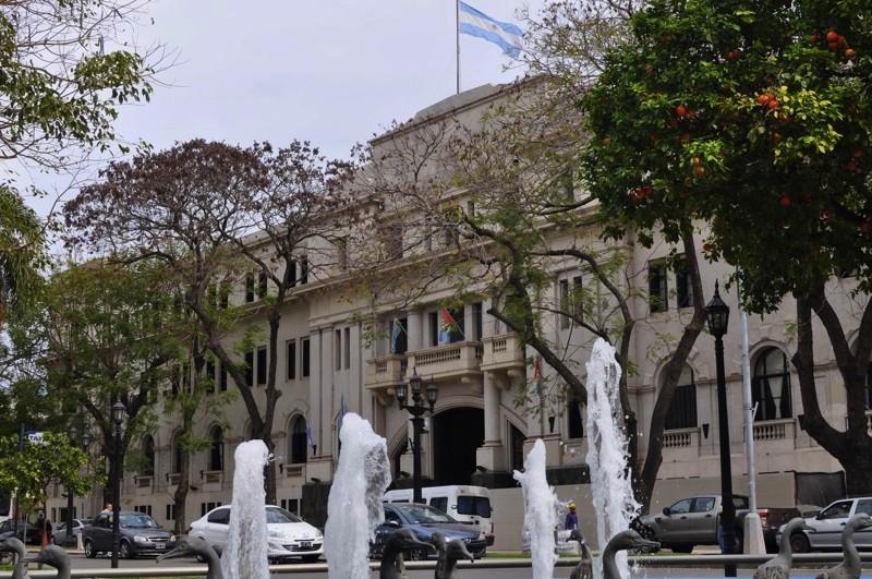 Santa Fé - justiční palác