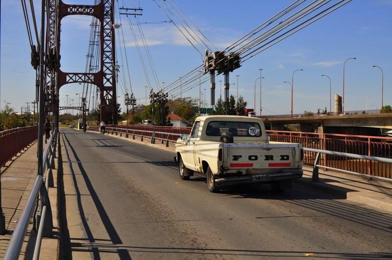 Most přes řeku Paraná