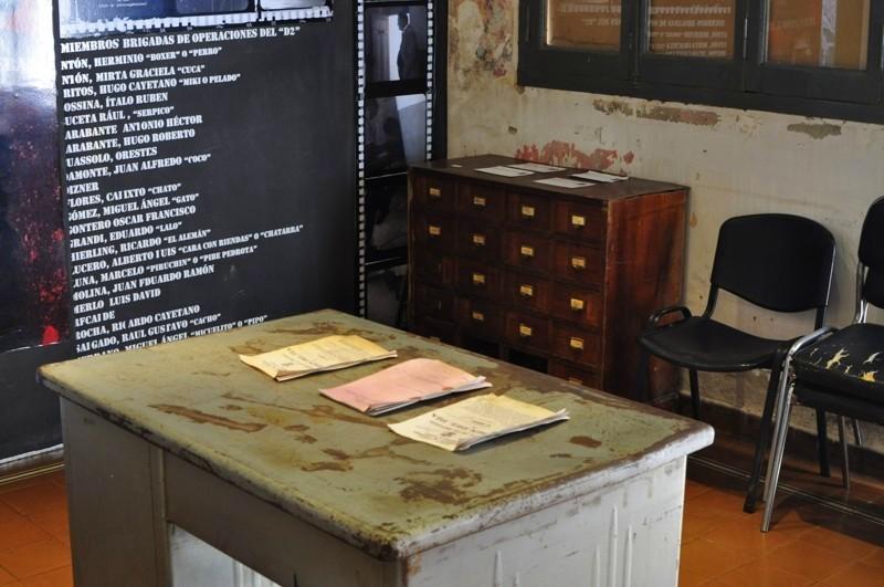 Muzeum vzpomínek - výslechárna