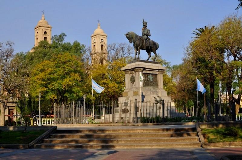 San Luis - centro