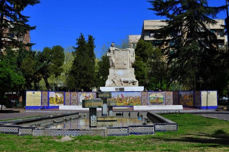 Plaza Espaňa