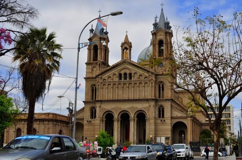 Katedrála v La Rioji