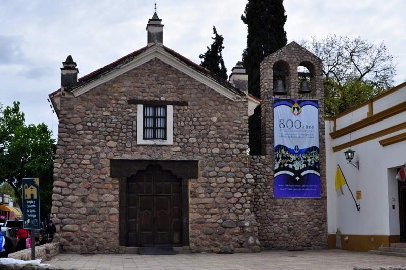Nejstarší kostelík v Argentině