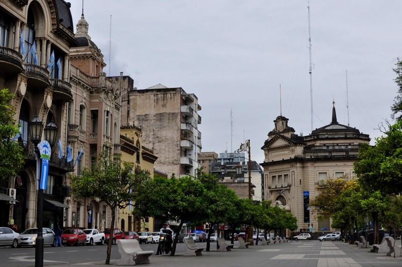 Náměstí v San Miguelu