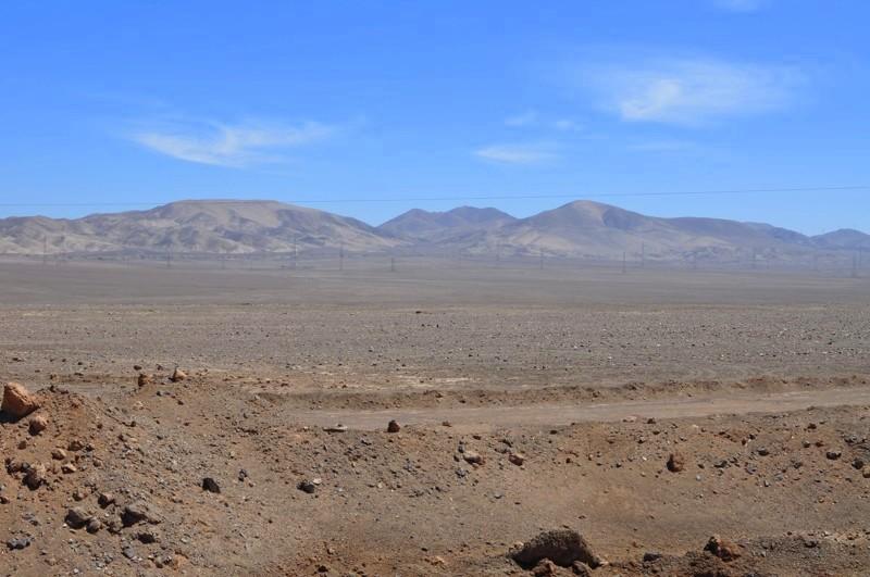 Pouští Atacama