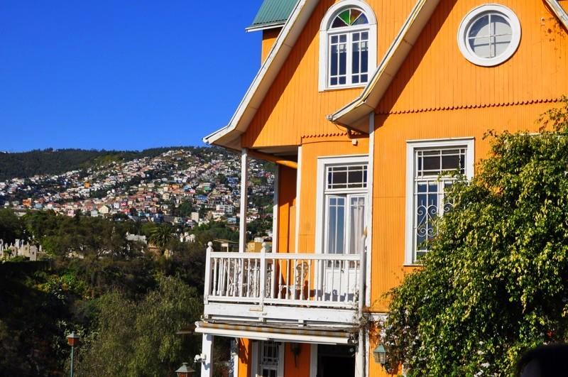 Barevné Valparaíso