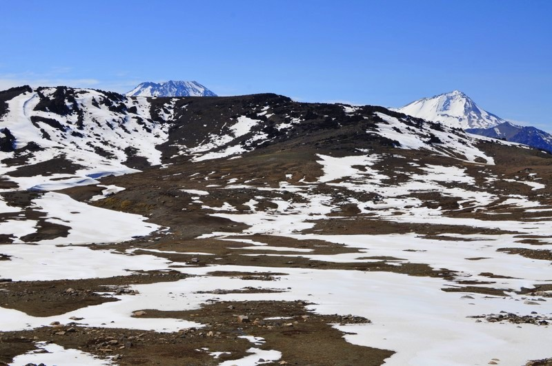 Cesta k jezeru Alto