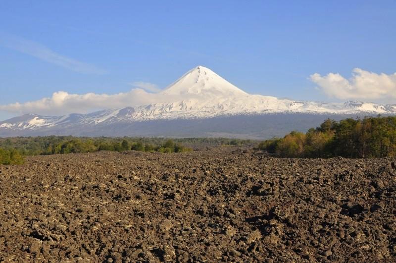 Vulkán Llaima