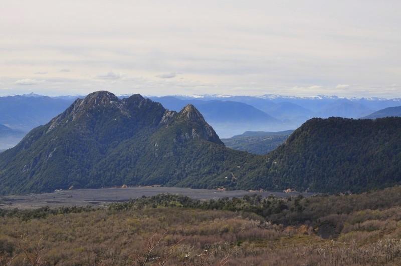 Cestou na Los Crateres