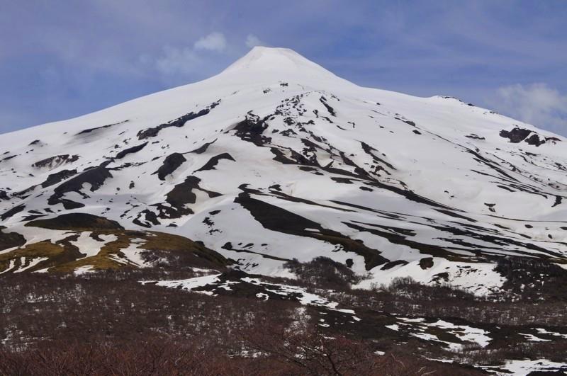Vulkán Villarrica