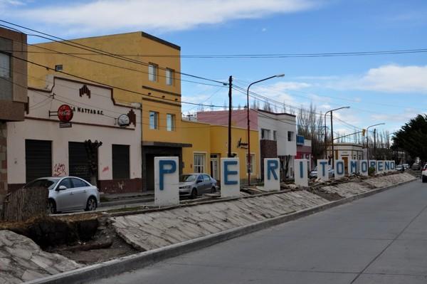 Město Perito Moreno