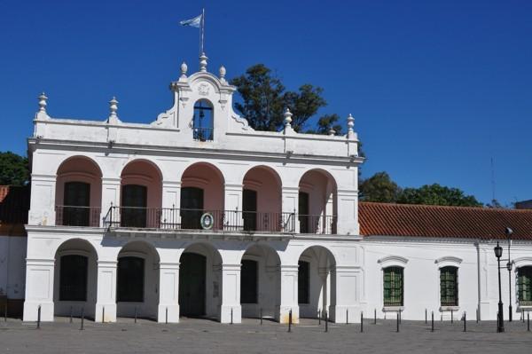Luján - radnice