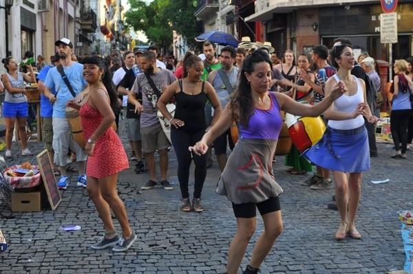 Živá ulice Defensa