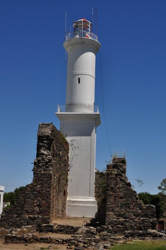Faro - Maják v Colonii