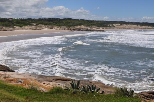 Pláž v NP Santa Teresa