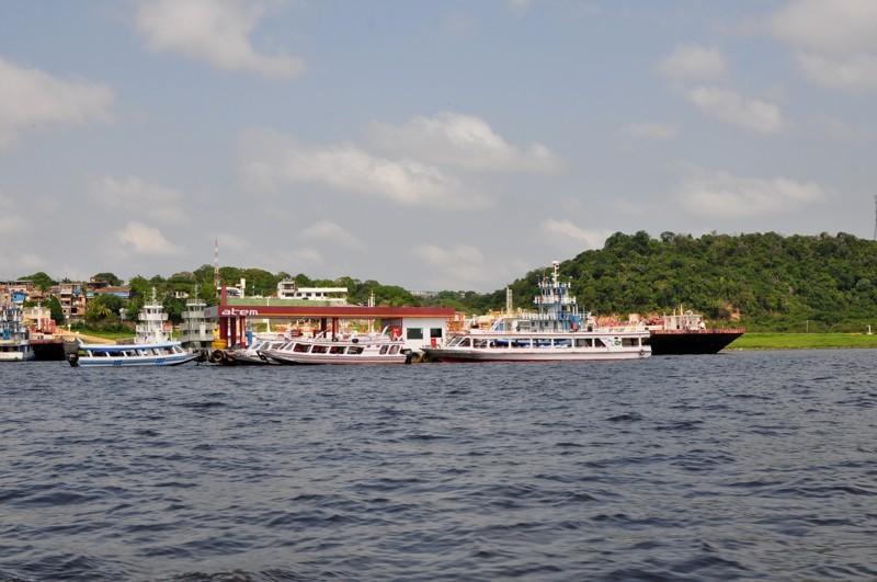 Opouštíme Manaus