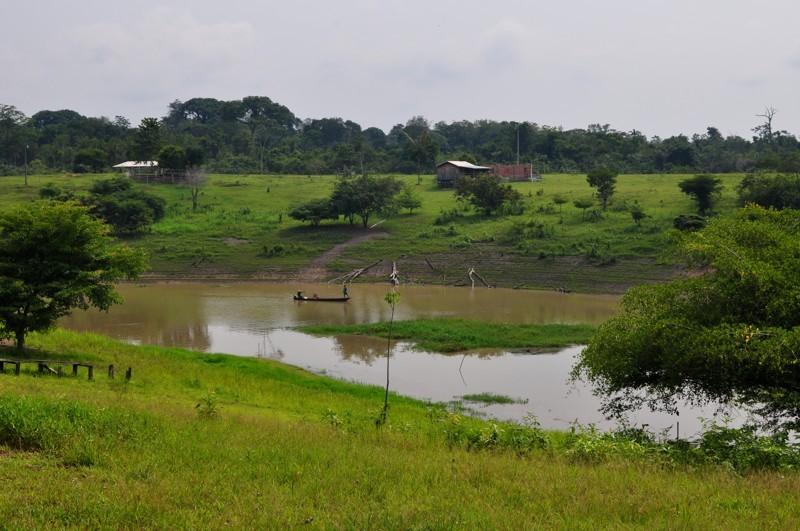 Okolí Amazonie